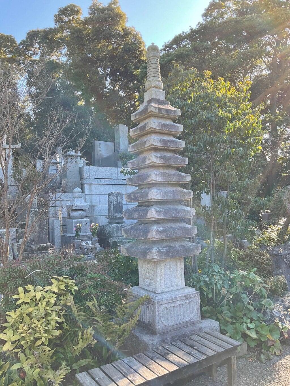 阿弥陀寺の塔