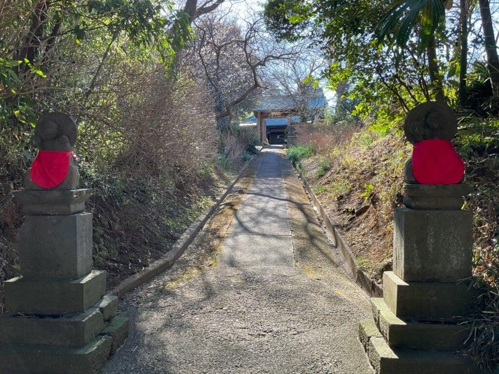 阿弥陀寺の地蔵