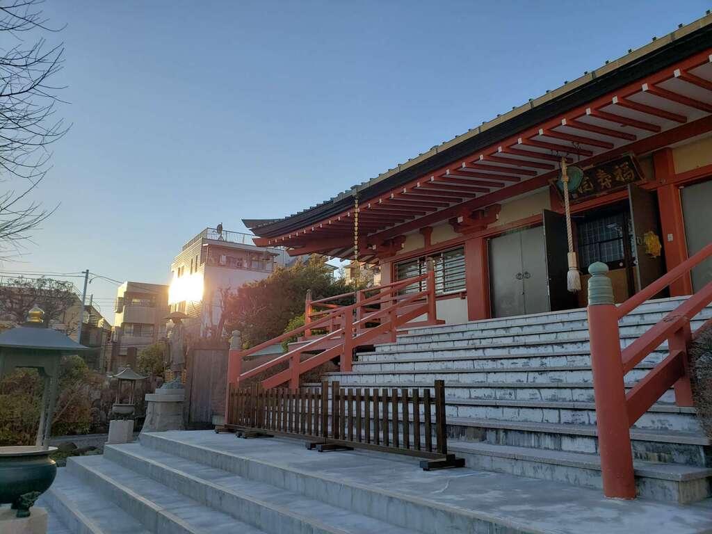 福寿院の本殿