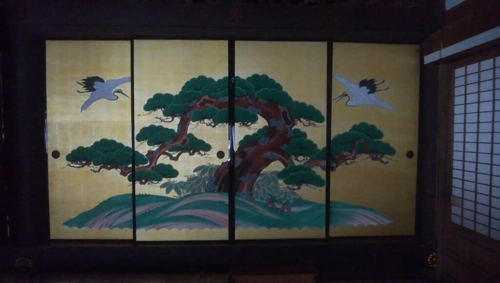 正行寺の芸術