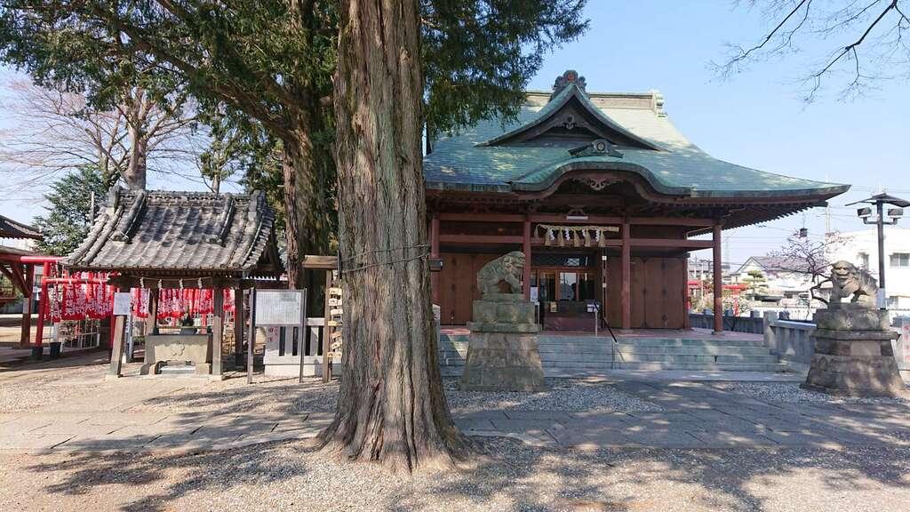 天神社の建物その他