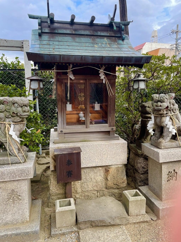 中井神社の末社