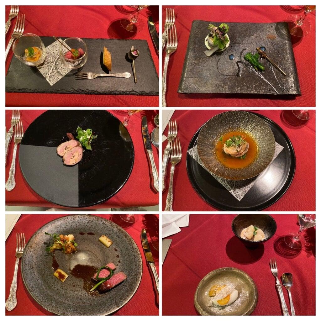 高司神社〜むすびの神の鎮まる社〜の食事