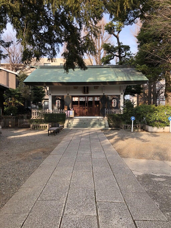 下神明 天 祖 神社