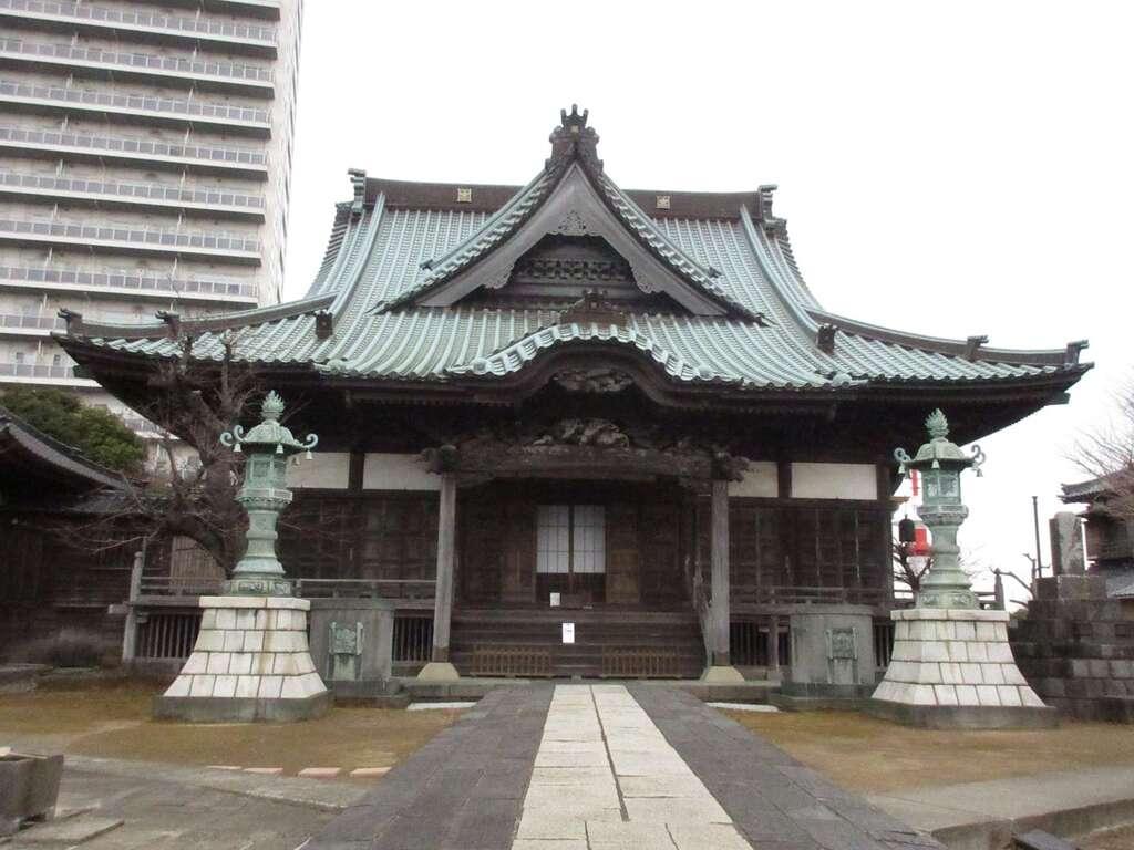 龍本寺(神奈川県)