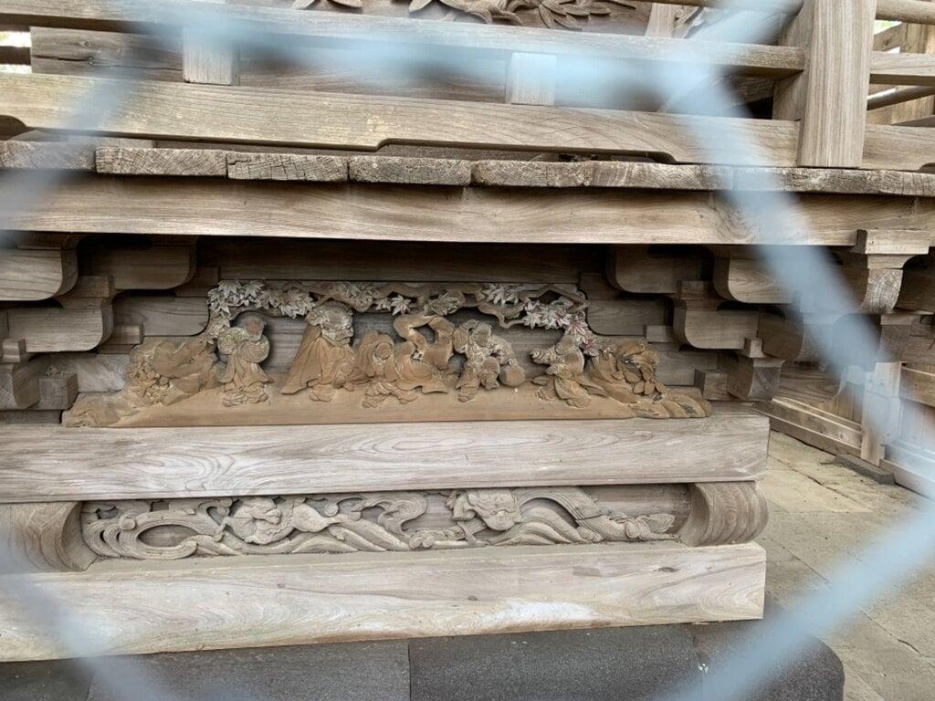 八雲神社の芸術