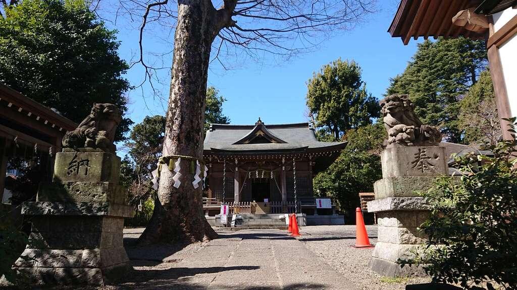 青渭神社(東京都)