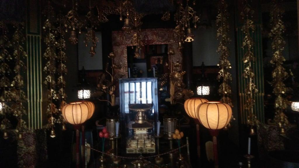 正福寺の本殿