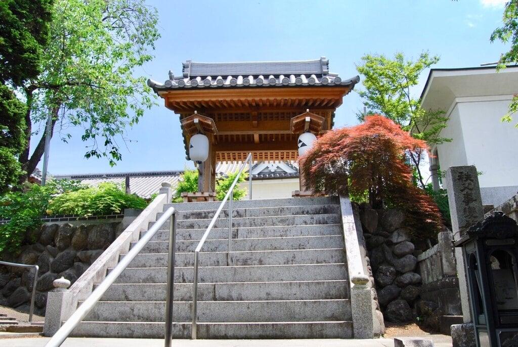 少林寺の山門