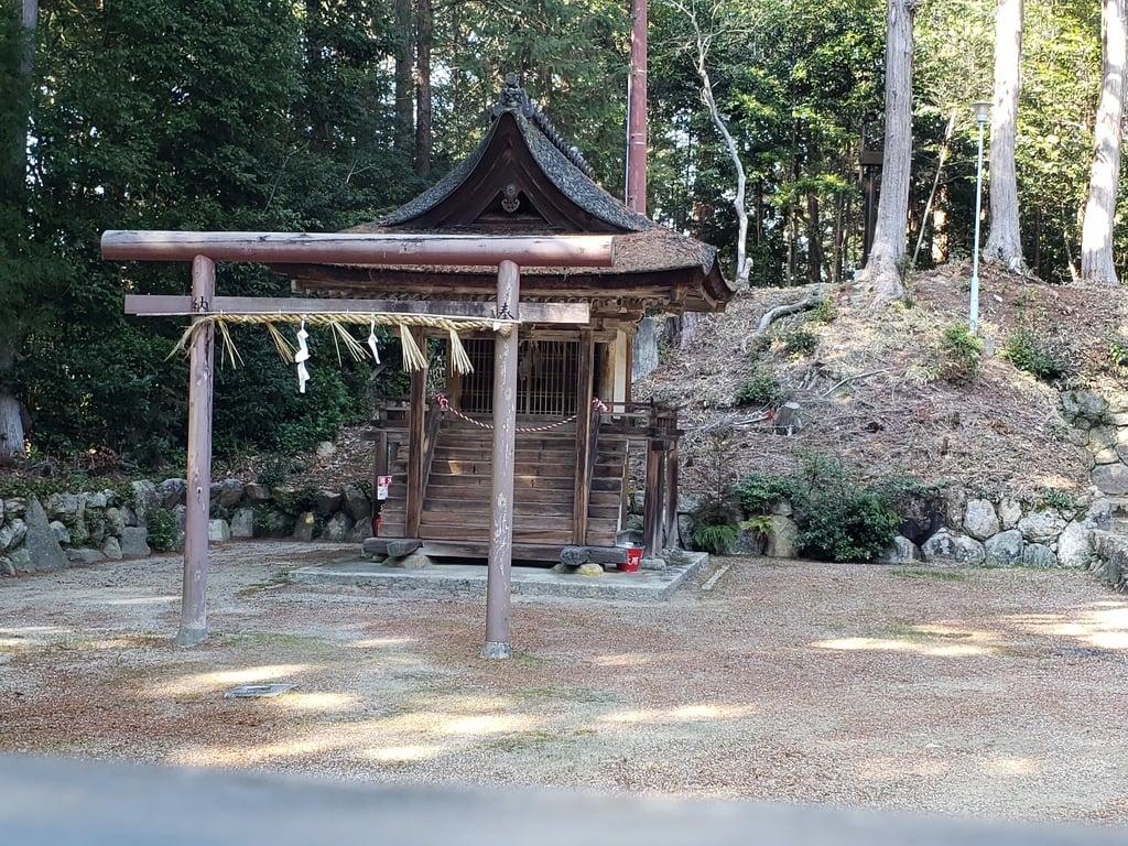 大笹原神社の末社
