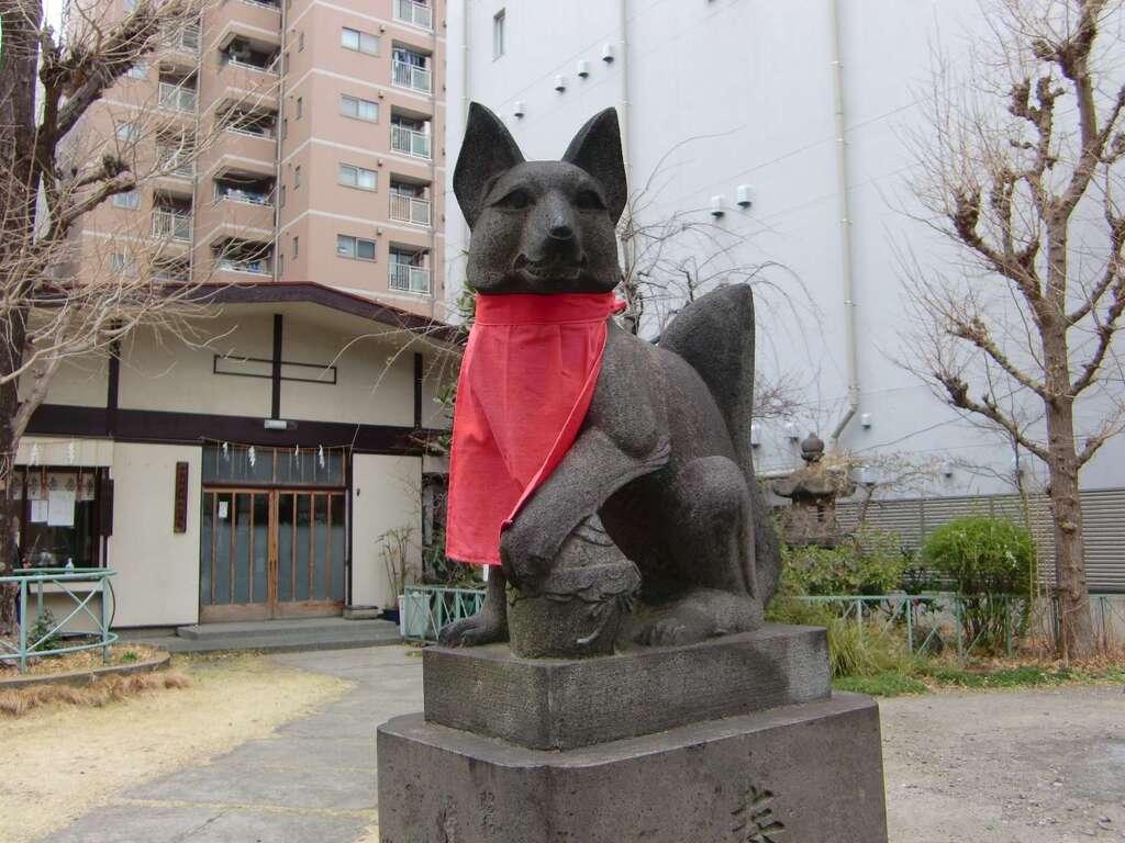 千束稲荷神社(東京都)