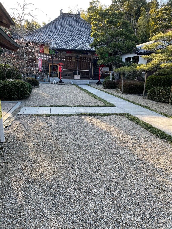 善福寺の庭園