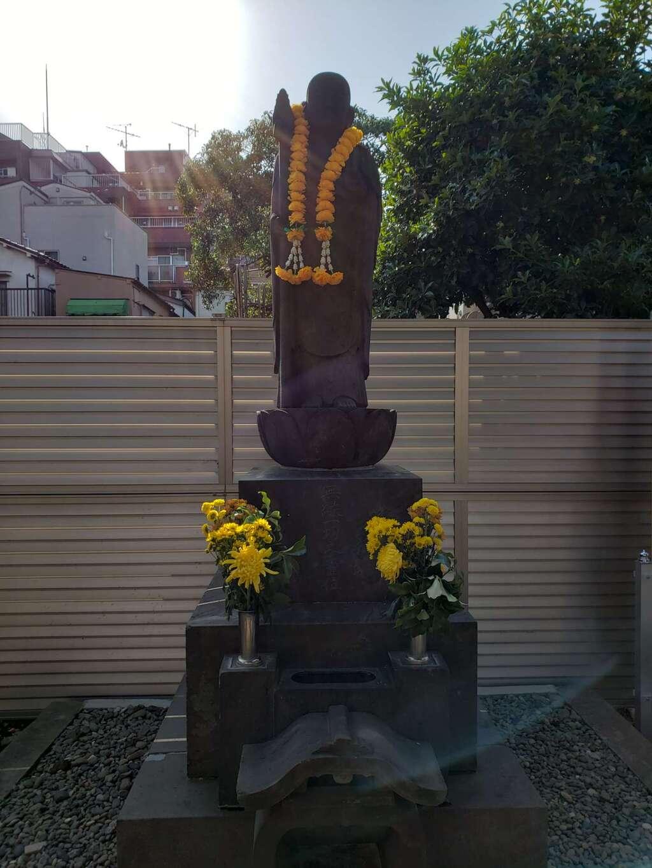 慈眼寺の仏像