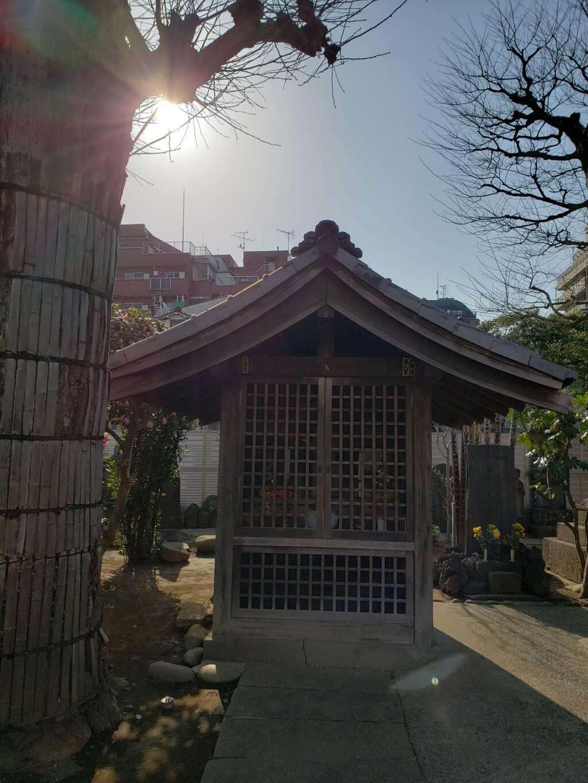 慈眼寺の建物その他