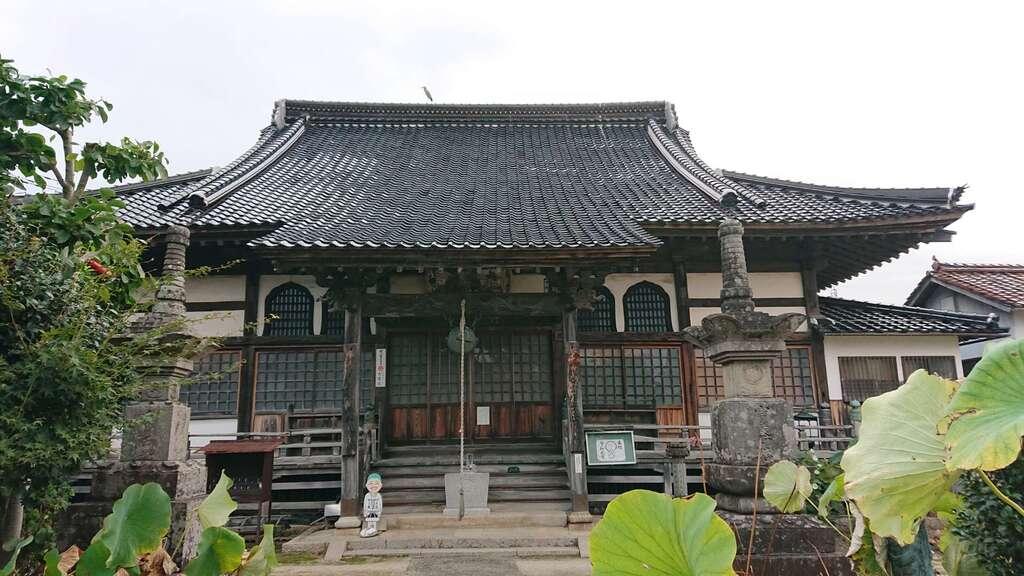 大雲院の本殿