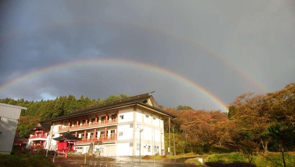 白狐山光星寺の自然