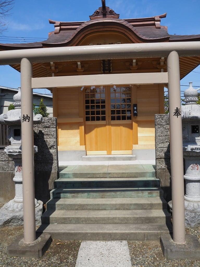 香取神社の末社
