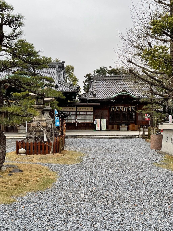 大垣八幡神社の本殿
