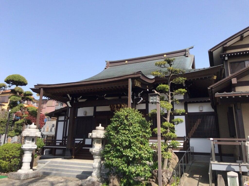 無量寺の本殿