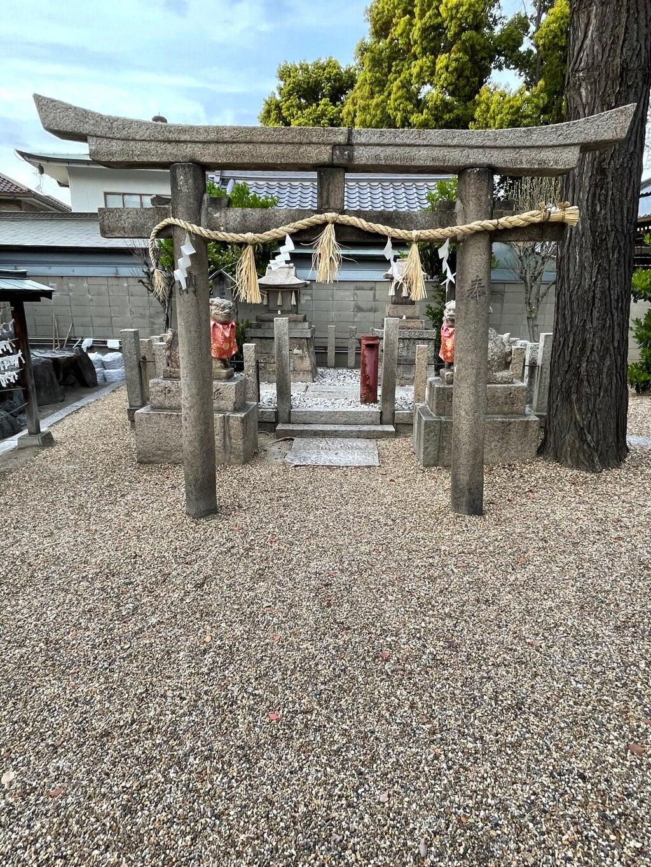 熊野大神宮の末社