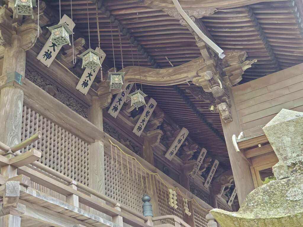 大宮八幡宮の本殿