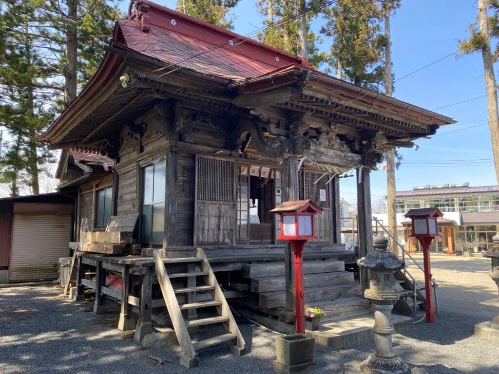 川崎稲荷神社(岩手県)