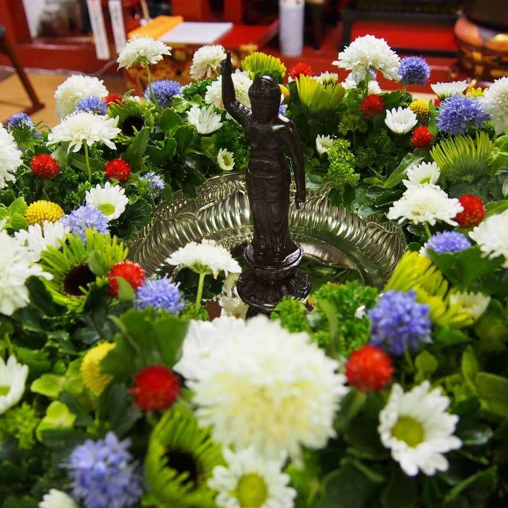 壽徳寺 じゅとくじの像