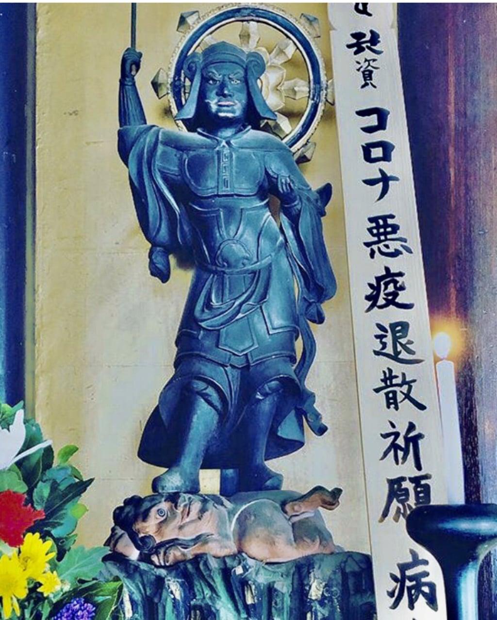 専念寺の仏像
