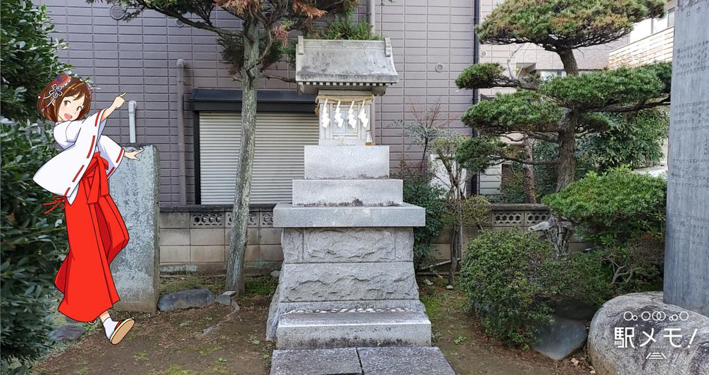 牛頭天王社(東京都)