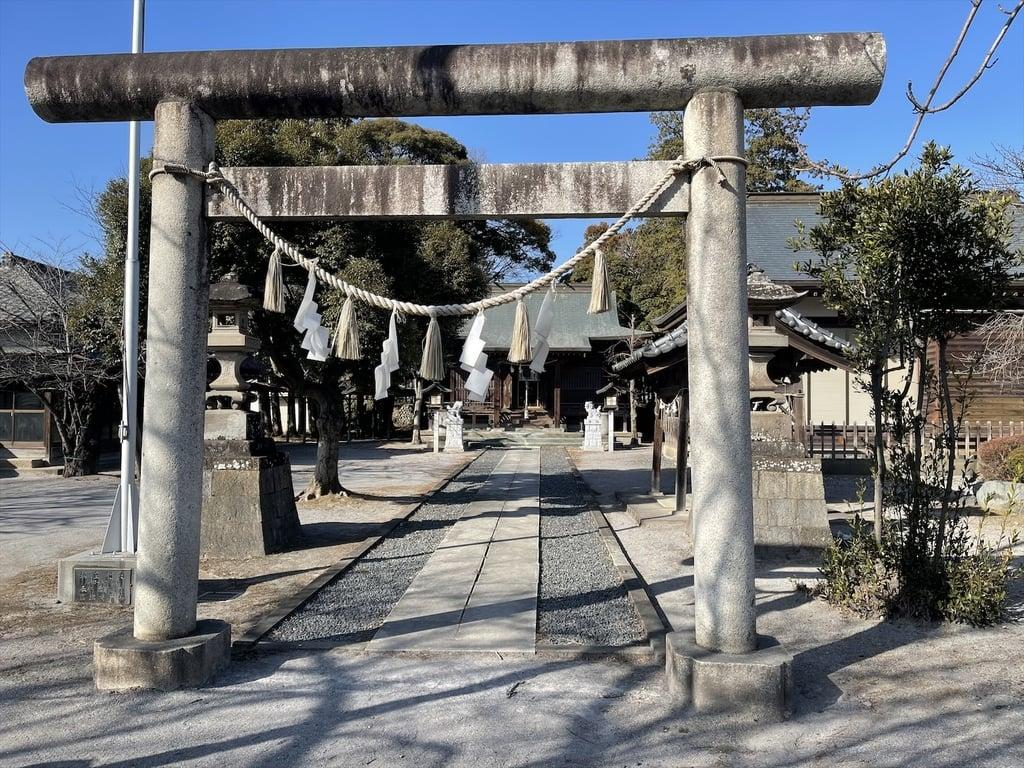 加茂別雷神社の鳥居