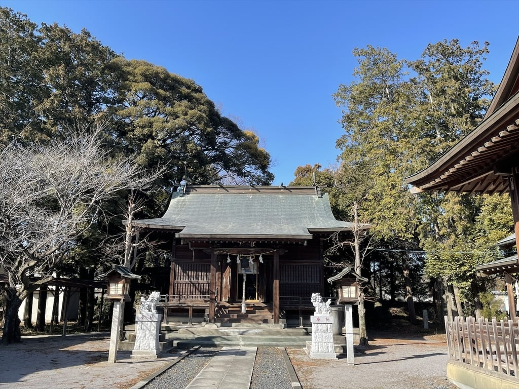 加茂別雷神社の本殿