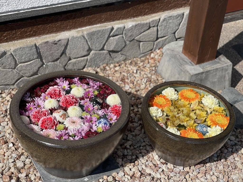 行田八幡神社の手水