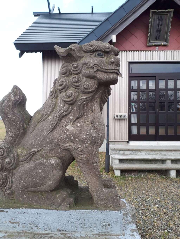 協和神社の狛犬