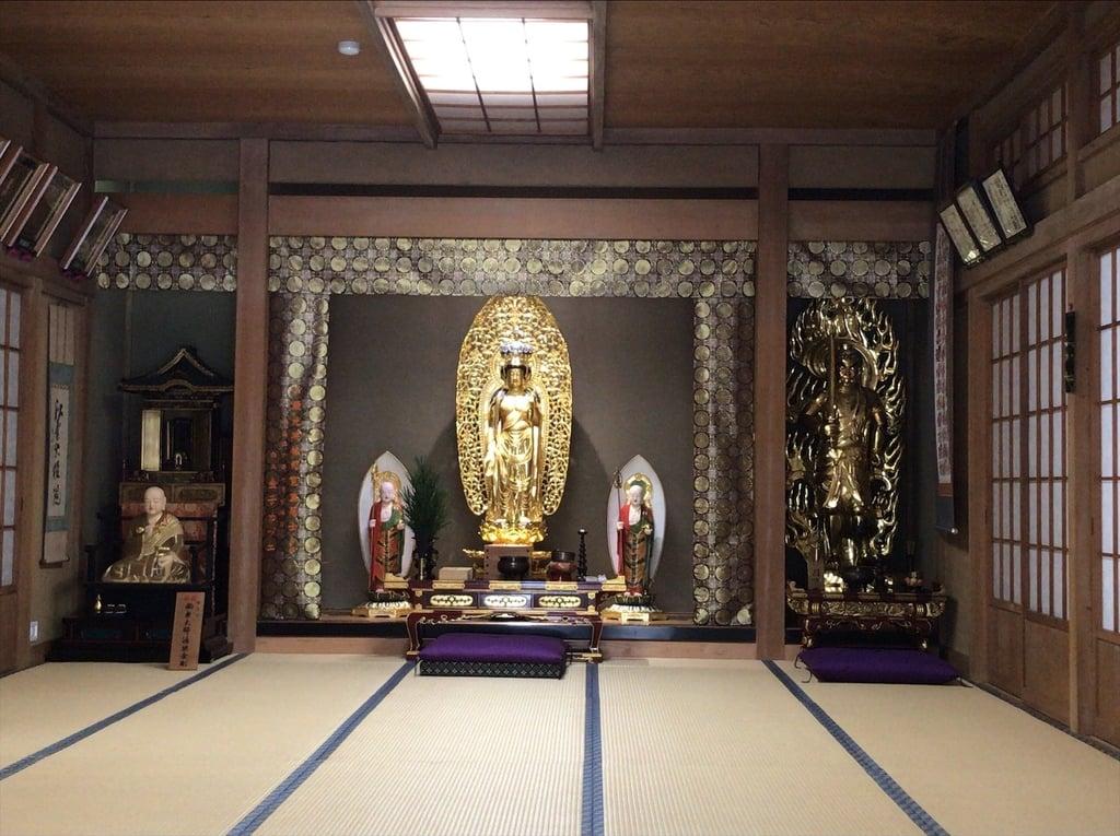 福聚院の仏像