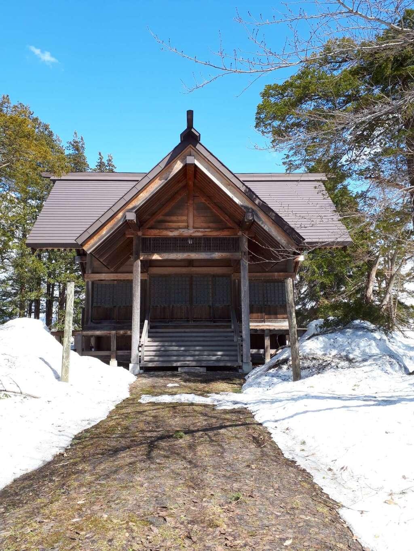 三笠神社(北海道)
