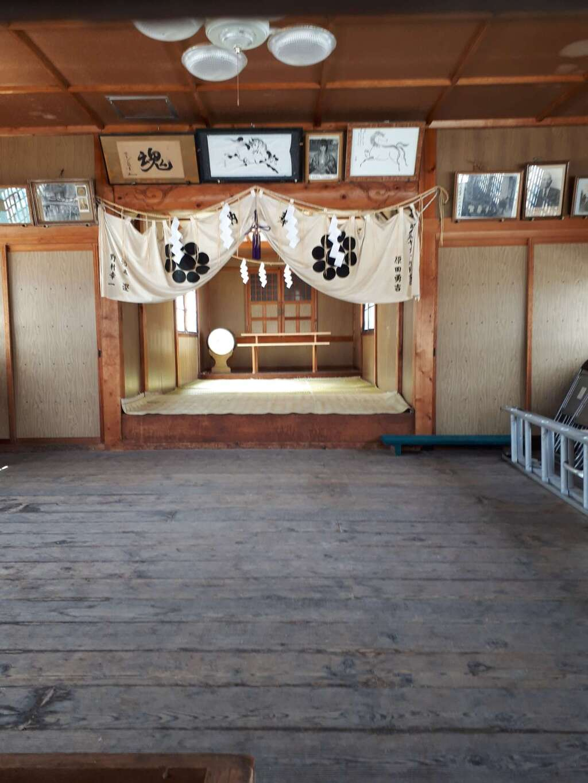 岩見沢相馬神社の建物その他