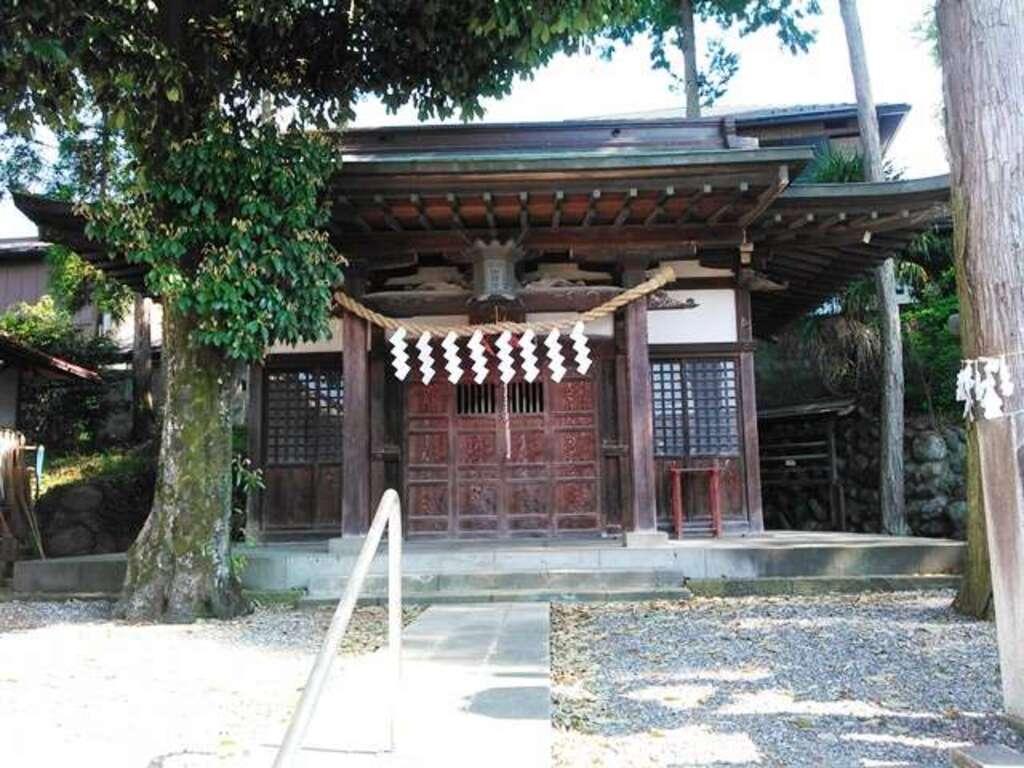 秋葉神社(埼玉県)