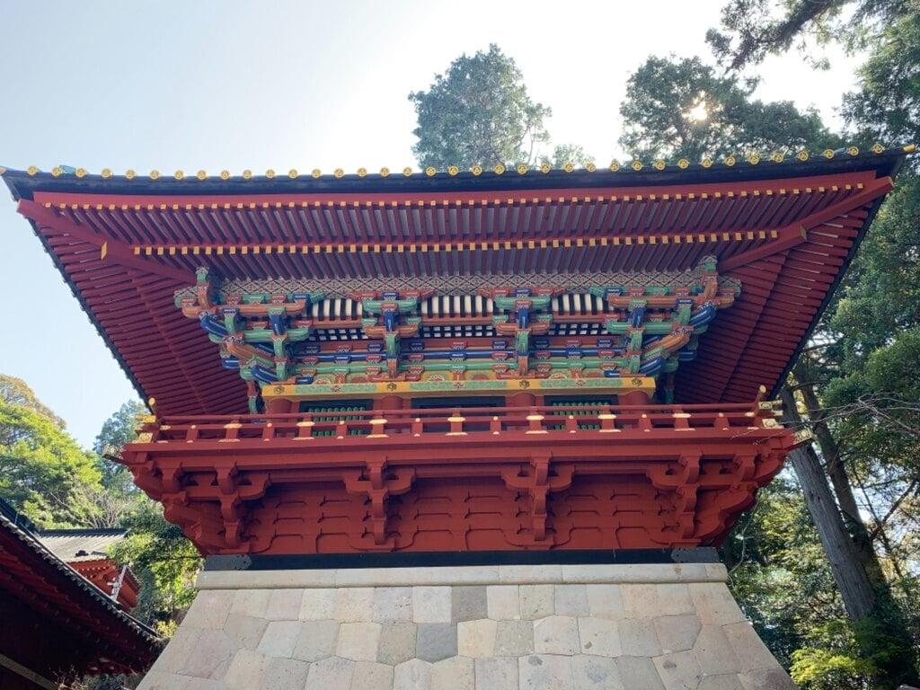 久能山東照宮の建物その他