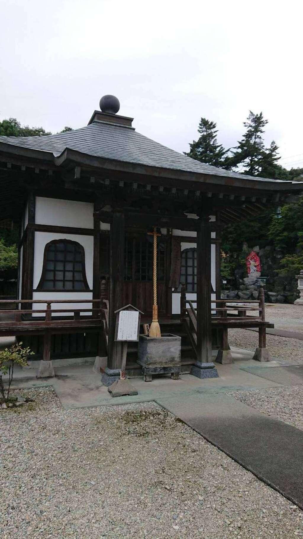 金乗院(那須波切不動尊) の建物その他