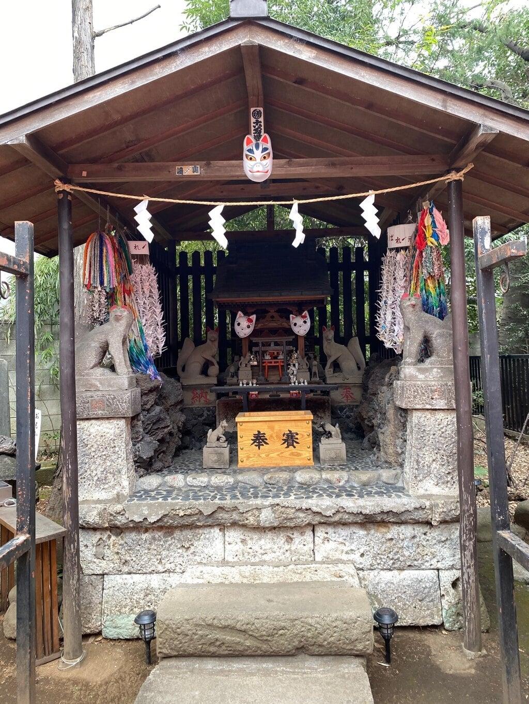 導きの社 熊野町熊野神社(東京都)