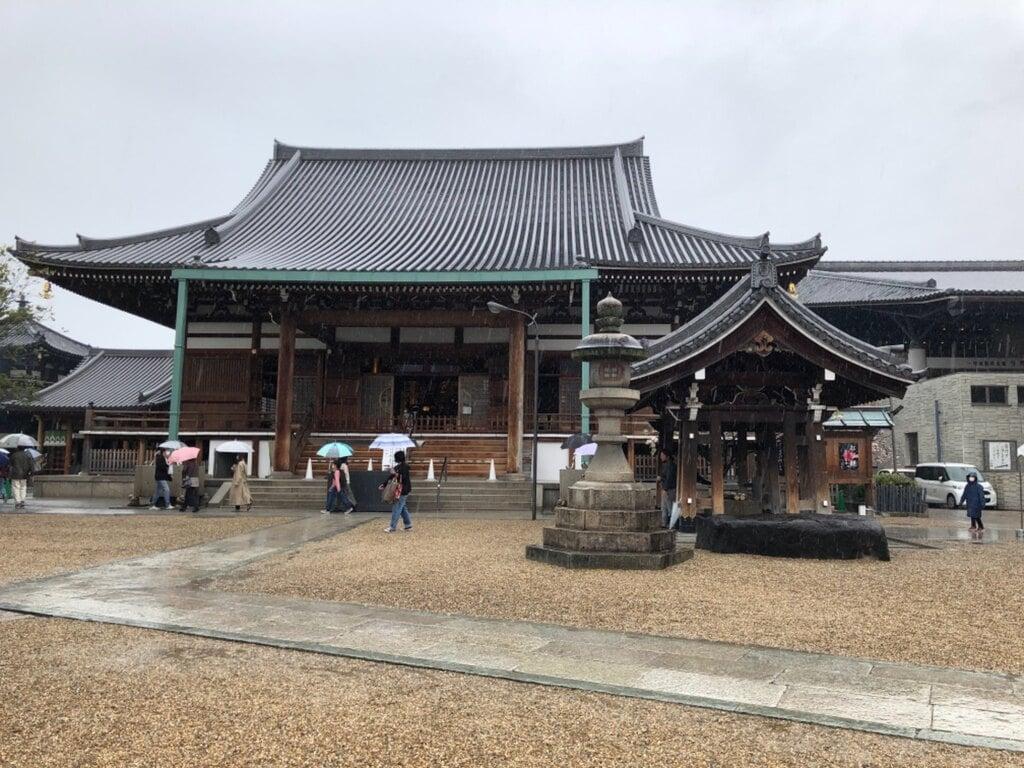 一心寺の本殿