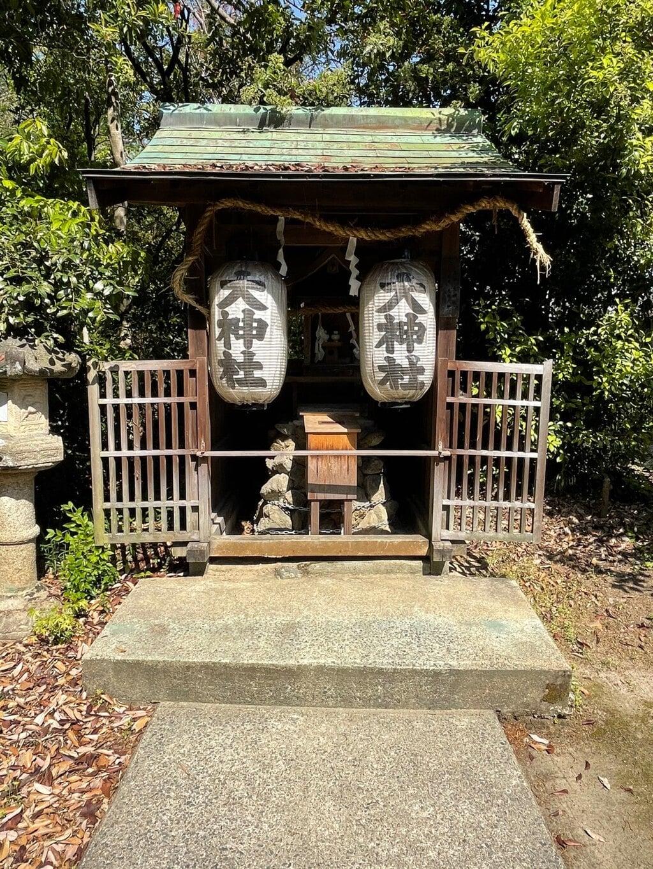 交野天神社の末社