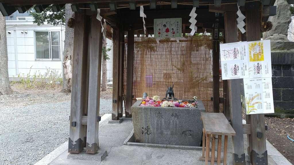 札幌諏訪神社(北海道)