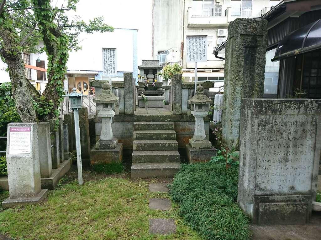 西光寺の末社