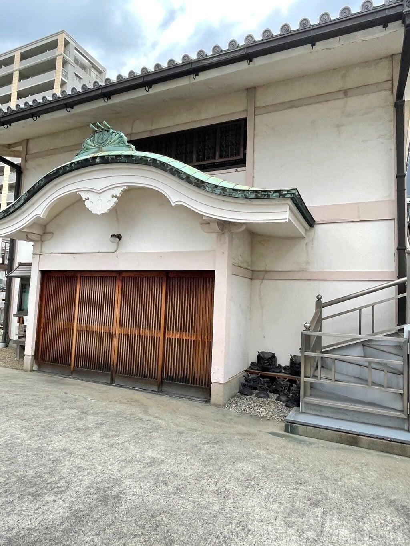 誓願寺の本殿
