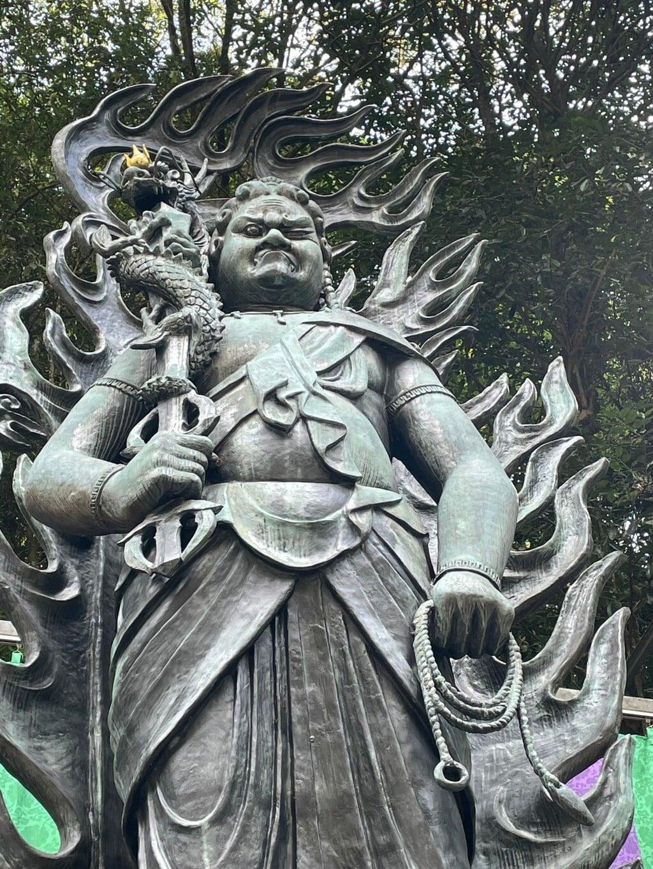 大本山七宝瀧寺の仏像