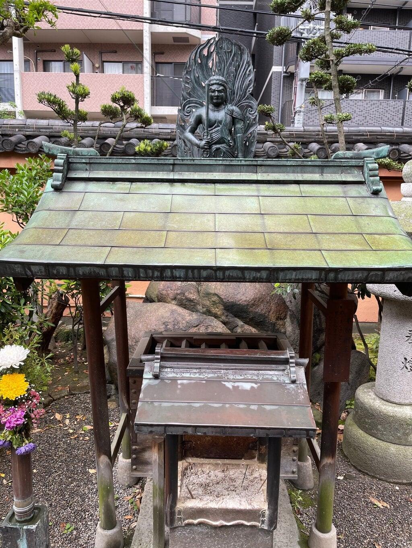 藤次寺の仏像