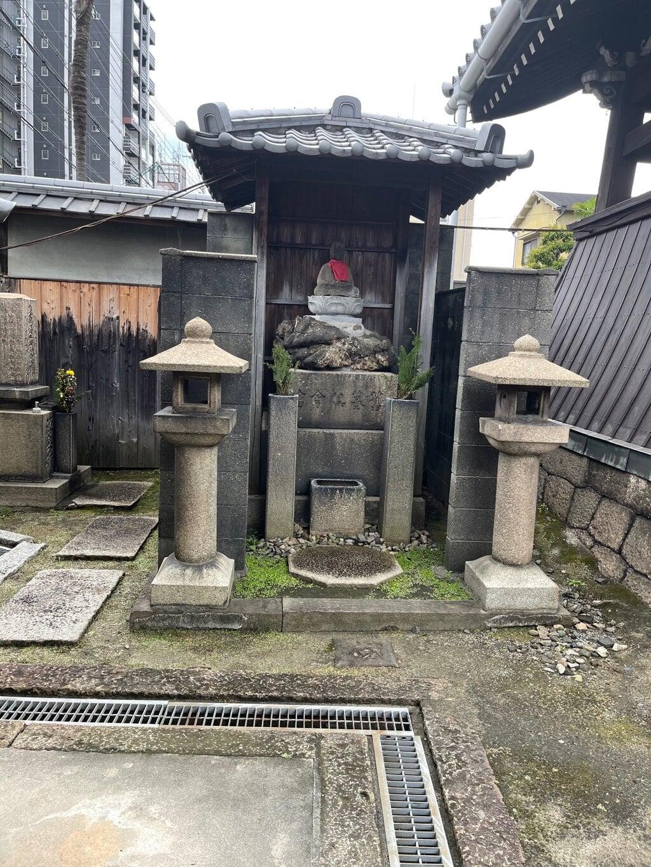 圓通寺の地蔵