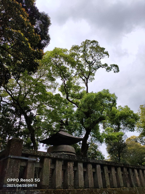 久能山東照宮のお墓