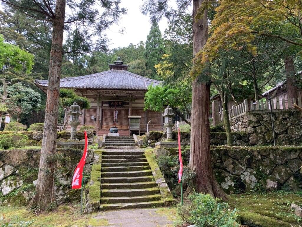 天徳寺の末社